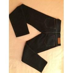 Jeans droit Denim  pas cher
