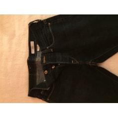 Jeans droit Slim  pas cher