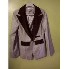 Blazer, veste tailleur shi long fashion  pas cher