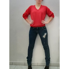 Jeans slim Ermanno Scervino  pas cher