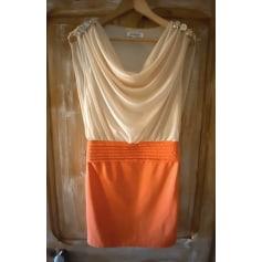 Robe courte Azara  pas cher