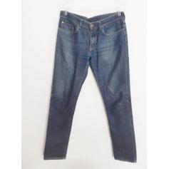 Jeans droit Calvin Klein  pas cher
