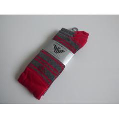 Chaussettes Emporio Armani  pas cher