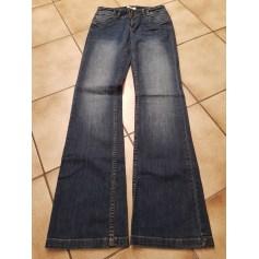 Jeans évasé, boot-cut Promod  pas cher