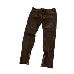Pantalon droit All Saints  pas cher