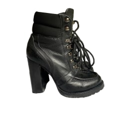 Bottines & low boots à talons Ermanno Scervino  pas cher