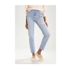 Jeans large, boyfriend Noisy May  pas cher