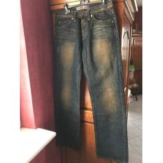 Straight Leg Jeans Inditex