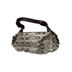 Lederhandtasche Moschino