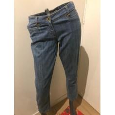 Jeans droit Alain Manoukian  pas cher