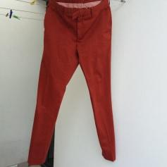 Pantalon slim Hackett  pas cher