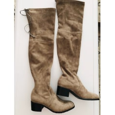 Bottes cuissards Anna Field  pas cher