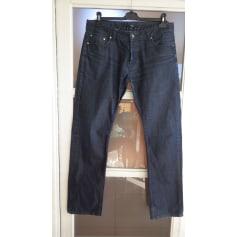Jeans droit Montana  pas cher