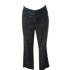 Pantalon évasé Guess  pas cher