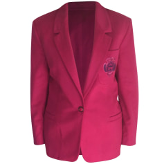 Blazer, veste tailleur Versus Versace  pas cher