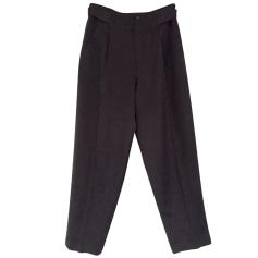 Pantalon carotte Issey Miyake  pas cher