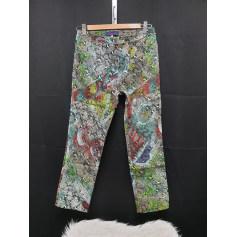 Pantalon droit Kenzo  pas cher