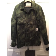 Denim Jacket Maison Kitsuné