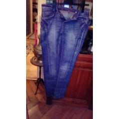 Jeans slim Creeks  pas cher