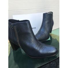 Bottines & low boots à talons Adige  pas cher