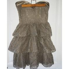 Robe bustier Vintage  pas cher