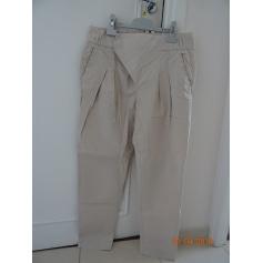 Pantalon carotte Zara  pas cher