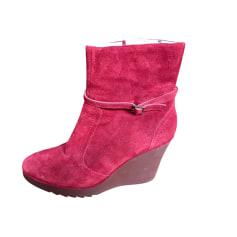 Bottines & low boots à compensés Paul Smith  pas cher