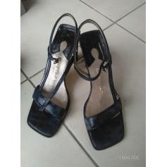 Sandales à talons Coralia  pas cher