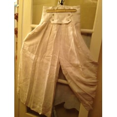 Pantalon large Chantal Thomass  pas cher