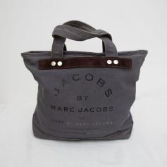 Sac XL en tissu Marc Jacobs  pas cher