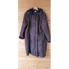 Manteau Bleu Bonheur  pas cher