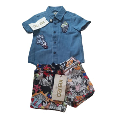 Shorts Set, Outfit Kenzo