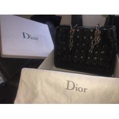 Sac à main en cuir Dior Dior soft pas cher