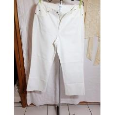 Pantalon droit Escada  pas cher