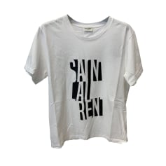 Top, tee-shirt Saint Laurent  pas cher