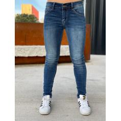 Pantalon slim, cigarette Melly&Co  pas cher