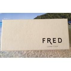 Lunettes de soleil Fred  pas cher