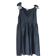 Robe mi-longue Cacharel  pas cher