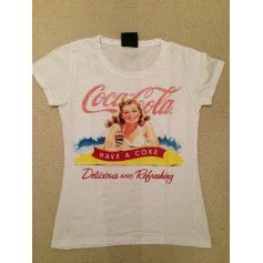 Top, Tee-shirt Coca Cola  pas cher