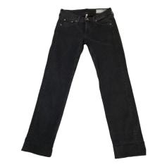 Pantalon droit Rag & Bone  pas cher