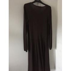 Robe mi-longue Escorpion  pas cher
