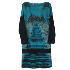 Midi Dress Save The Queen