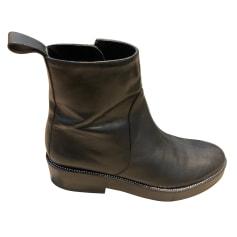 Bottines & low boots à compensés Sonia Rykiel  pas cher