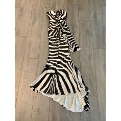 Robe longue Dior  pas cher