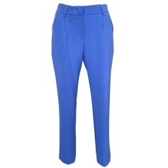 Pantalon droit Blumarine  pas cher
