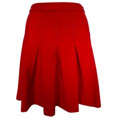 Jupe mi-longue Diane Von Furstenberg  pas cher