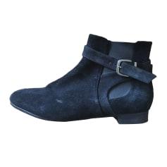 Bottines & low boots à talons Ba&sh  pas cher