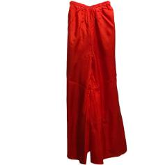 Pantalon très evasé, patte d'éléphant Mes Demoiselles...  pas cher