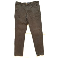 Pantalon slim Kangol  pas cher