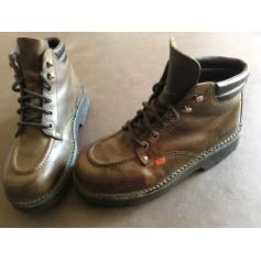 Chaussures à lacets  Kickers  pas cher
